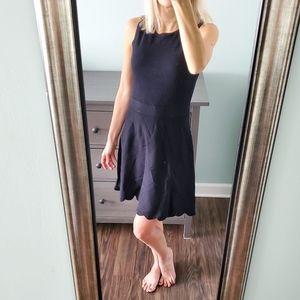 NWOT Charter Club Black Sleeveless Dress